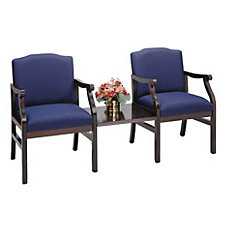 Madison Guest Chairs with Center Table, CH03797