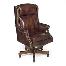 Traditional Style Leather Chairs