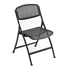 Folding Chair with Mesh Seat and Back, CH04326