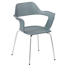 Open Back Modern Stack Chair, CH51585