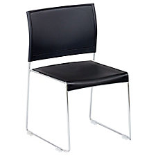 Modern Plastic Stack Chair, CH51586
