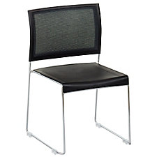 Modern Mesh Back Plastic Seat Stack Chair, CH51587