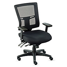 Mesh Mid-Back Manager Chair, CH51389