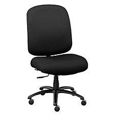 Fabric Big & Tall Chair, CH51362