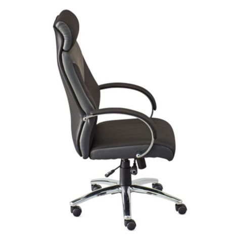 Brilliant Highland Two Tone Leather Executive Chair Pdpeps Interior Chair Design Pdpepsorg