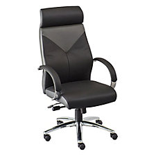 Highland Two Tone Leather Executive Chair, CH51732