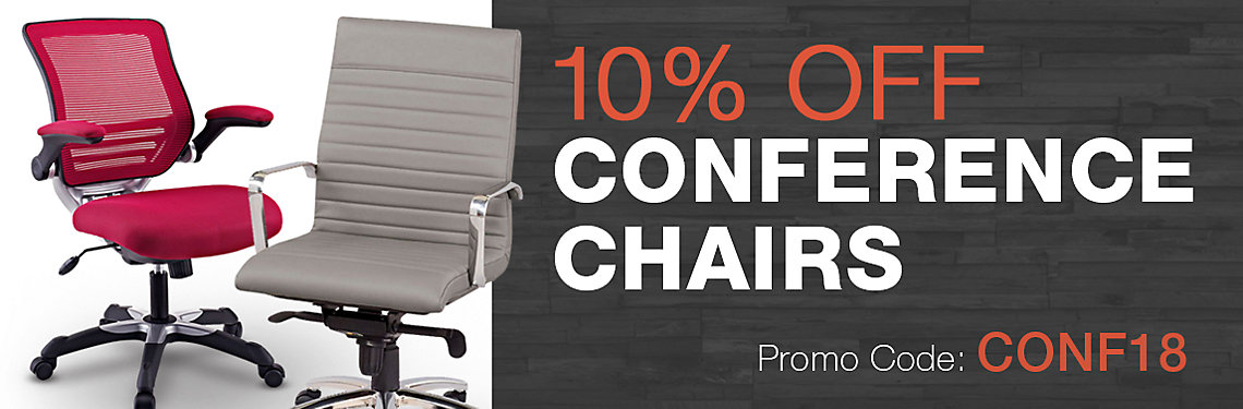 10% Off Conference Chairs