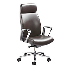 Executive Conference Chair in Faux Leather , CH52034