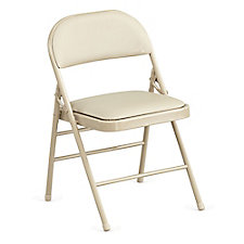 Steel Folding Chair with Polyurethane Seat and Back, CH51422