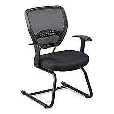 Vertical Mesh Back Guest Chair, CH51963