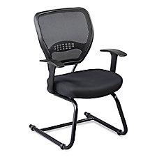 Vertical Mesh Back Guest Chair, CH51963