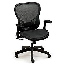 Linear All Mesh Task Chair, CH50162