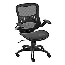 Worksmart Mesh Manager Chair, CH52291