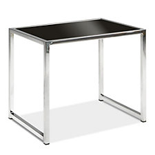 Yield Rectangular Glass End Table, CH50172