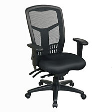 Pro Grid Mesh High Back Ergonomic Chair, CH04755