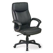 Bonded Leather High Back Executive Chair, CH03632