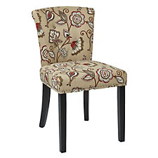 Kendal Fabric Armless Guest Chair, CH50885
