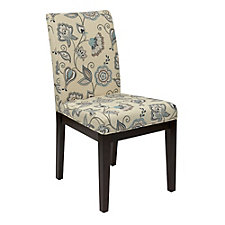 Dakota Fabric Armless Guest Chair, CH50888