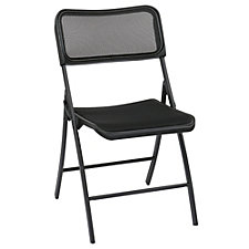 WorkSmart Mesh Folding Chair, CH51095