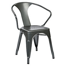 Patterson Metal Break Room Chair, CH51156