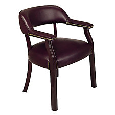 Vinyl Traditional Captains Chair, CH03108