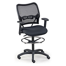 Space Air Grid Mesh Back Drafting Stool, CH04336