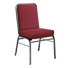 Heavy-Duty Fabric Stacking Chair, CH00462