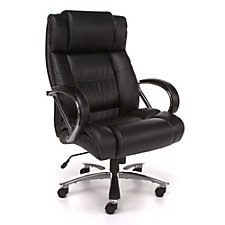 Avenger Faux Leather Big and Tall Executive Chair, CH50423