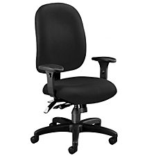 Fabric High Back Ergonomic Chair, CH00454