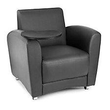 InterPlay Lounge Chair with Tablet Arm, CH50599