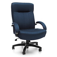 Big and Tall Fabric Executive Chair, CH03617