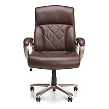 Avenger Big and Tall Bonded Leather Executive Chair , CH51030