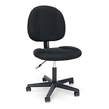 Essentials Mesh Fabric Armless Task Chair, CH51850