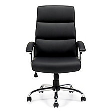 High Back Bonded Leather Executive Chair, CH51446