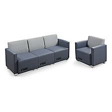 Compass Sofa and Armchair, CH52019