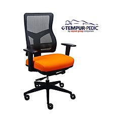 Comfort Seating Mesh Back Tempur-Pedic® Task Chair, CH51794