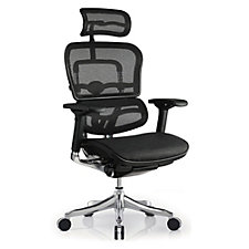 Mesh Hi Back Executive Chair, CH50923