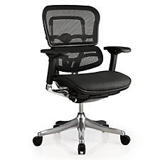 Ergo Elite Mesh Mid Back Task Chair, CH50924