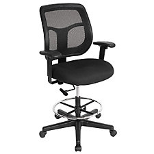 Apollo Mesh Back Drafting Stool, CH04754