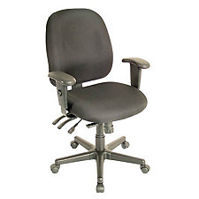 4 x 4 Series Fabric Ergonomic Chair, CH02406