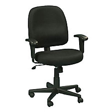 Padded Mesh Fabric Computer Chair, CH02423