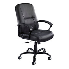 Serenity High Back Big and Tall Leather Executive Chair, CH04914