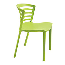 Resin Stack Chair for Indoor or Outdoor Use, CH50688