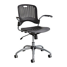 Sassy Soft Plastic Manager Swivel Chair, CH50841