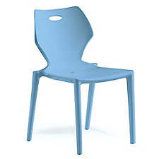 Indoor/Outdoor Polypropylene Stack Chair, CH51913