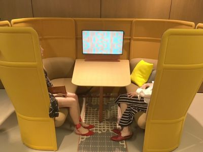 Office Chair & Seating Trends Spotted at NeoCon 2017