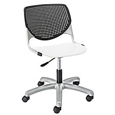 Kool Polypropylene Perforated Back Task Chair, CH51956