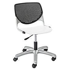 Kool Polypropylene Perforated Back Task Chair, CH51956