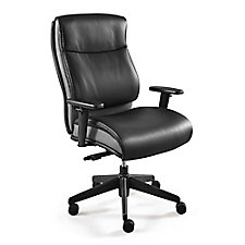 Faux Leather Ergonomic Task Chair, CH52360
