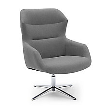 High Back Swivel Lounge Chair, CH52119